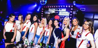 Gauchosi Summer Garden Club Belgrade