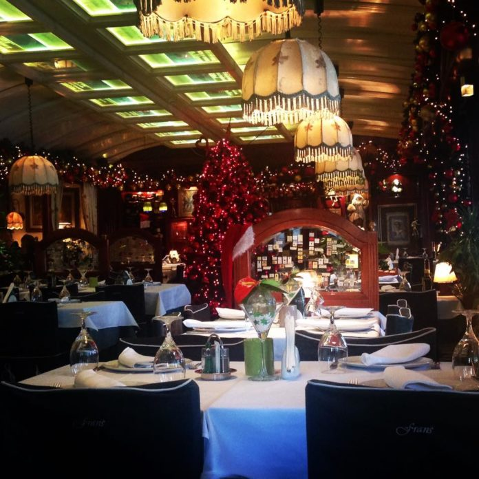 Restaurant Franš Belgrade
