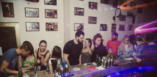 Pub Soprano Bar Belgrade