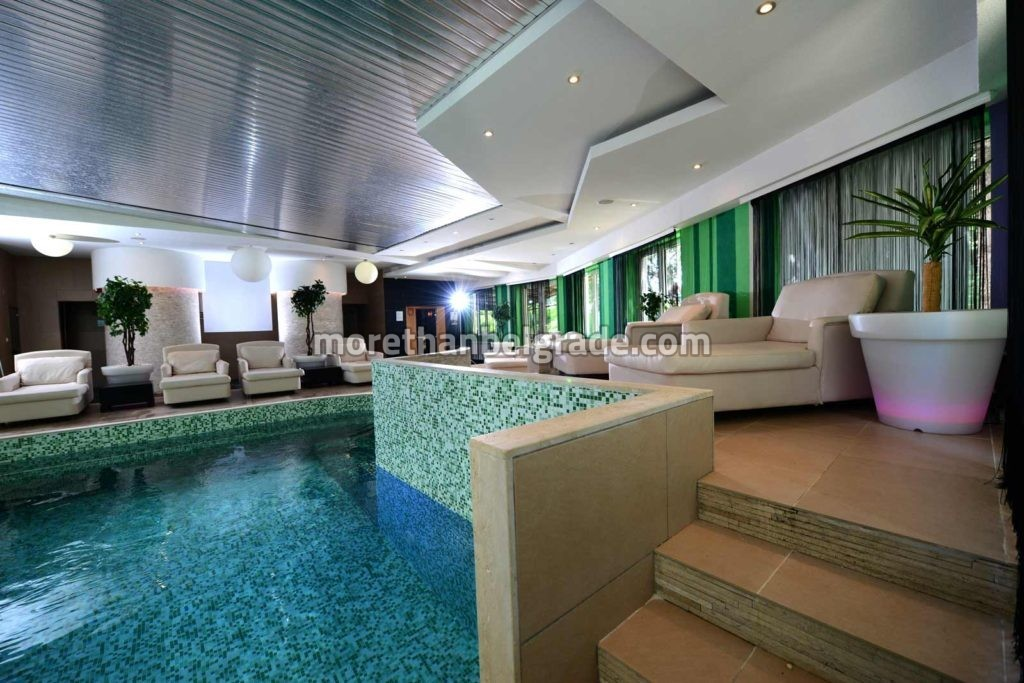 Wellnes & Spa center ideal for Bachelor party in Belgrade