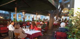 Restaurant - Tri Sesira Skadarlija