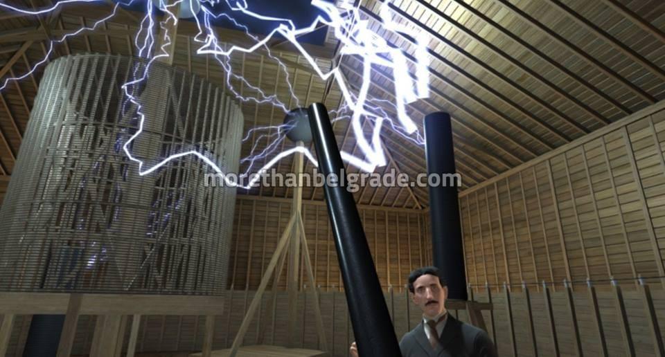 Museum Of Famous Nikola Tesla More Than Belgrade