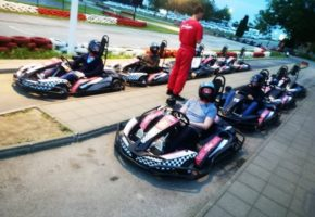 Karting center Belgrade