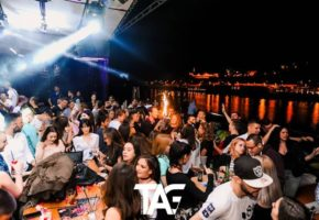 Night Club Tag Belgrade