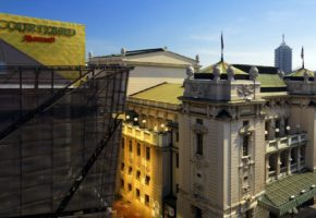 Marriott Courtyard Belgrade