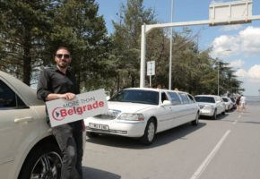More Than Belgrade limo service
