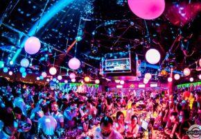 Sindikat Night Club in Belgrade