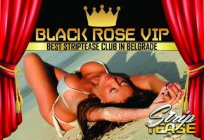 Black Rose Vip Striptease bar