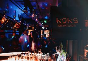 Koks bar Belgrade