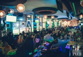 Square Five bar Belgrade