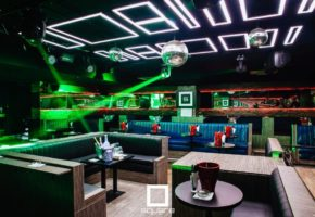 Square night club Belgrade