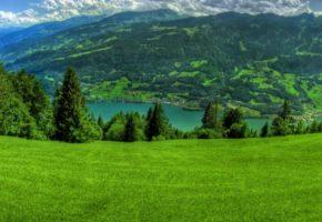 Western Serbia Landscape