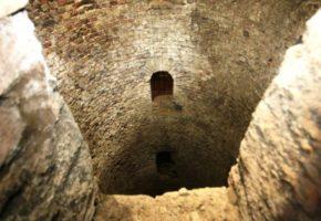 Roman well in Belgrade