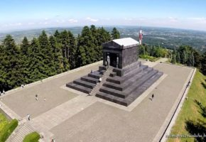 Avala mountain, Unknown Hero monument.