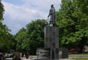 Monument of Karadjordje, Topola, Serbia