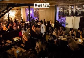 Magaza restaurant Belgrade