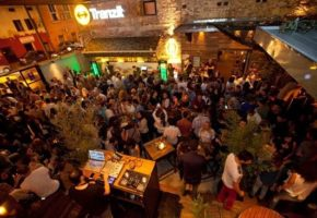 Tranzit bar garden