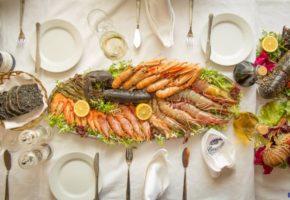 Seafood Restaurant Bevanda Belgrade