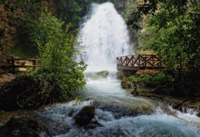 Lisine Waterfall