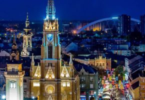 Novi Sad Chatedral