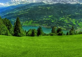 Zlatibor Mountain Landscape