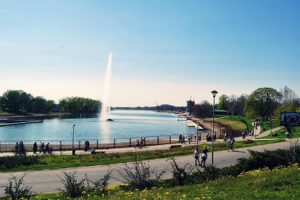 ada-ciganlija-belgrade-lake