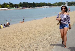 Ada Lake Beach Belgrade