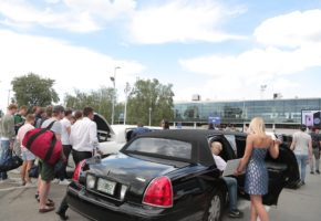 Limo Airport Transfer Belgrade