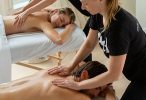 Couple massage in Belgrade