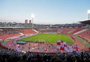 FC Red Star Belgrade Stadium Rajko Mitic