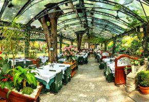 Frans restaurant Belgrade
