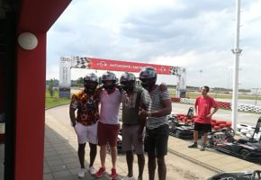 KARTING RACE BELGRADE
