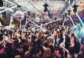 Lasta night club Belgrade
