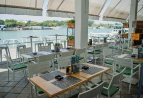 Magaza Restaurant  Beton Hala Belgrade