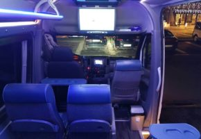 Luxurious Mercedes Benz Sprinter in Belgrade