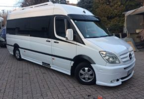 MERCEDES BENZ SPRINTER RENT BELGRADE