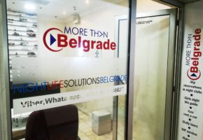 More Than Belgrade Office