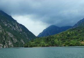 Perucac Lake nature
