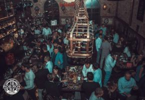 ROB ROY Bar Belgrade