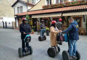 Segway city tour in Belgrade