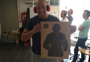 Shooting Range Belgrade
