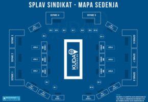 Night Club – Sindikat - Table Map