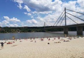 Strand Beach Novi Sad