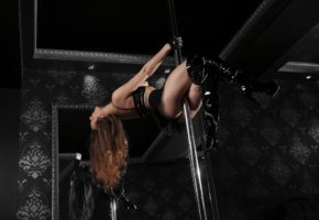 Stripper dancing in Belgrade