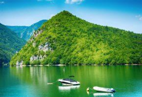 Tara Zaovine Lake