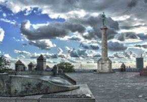 VIctor Monument Belgrade