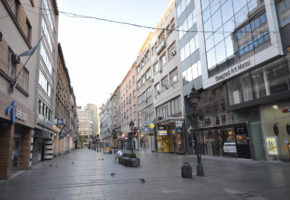 belgrade art hotel knez mihajlova street
