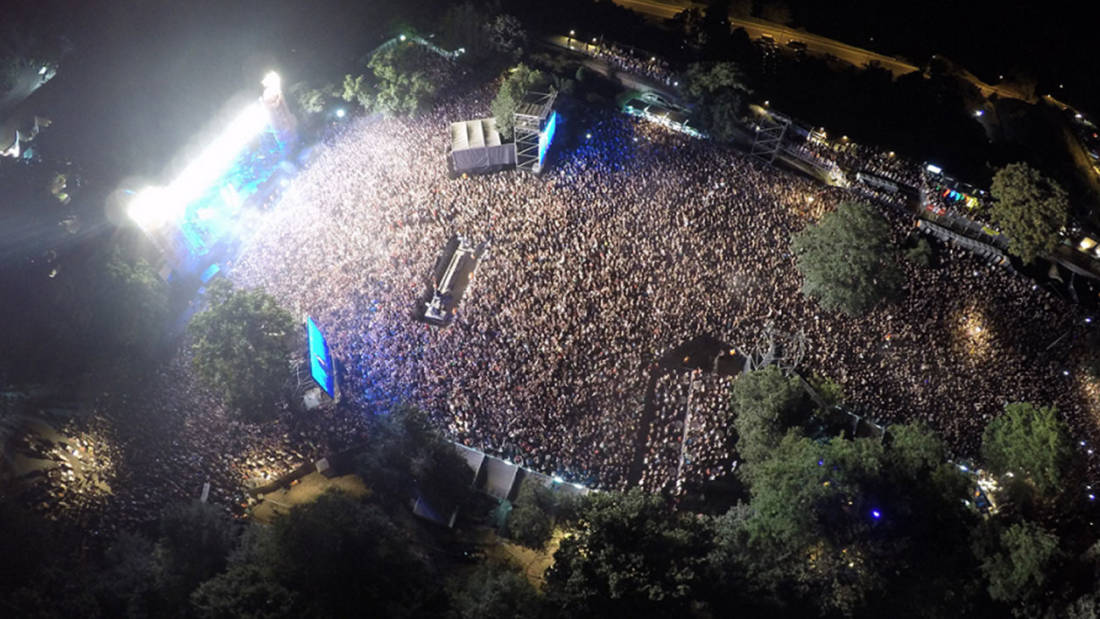 Exit Festival 2020.Exit Festival Has Announced Aftermovie And The Big Jubilee
