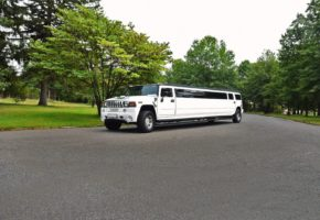 Hummer limo for rent in Belgrade