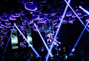 Hype night club Belgrade